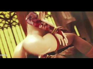 Kasumi,the Slave Of Hell Ii Naughty Machinima 3