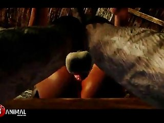 Skyrim Dragon Whore Random Naughty Machinima 1