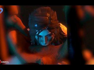 Lara's Guard 3 Lost Moment