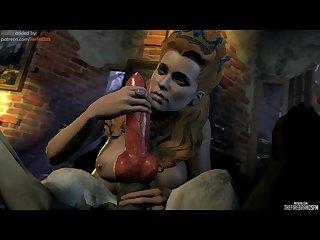 The Duchess And Her Duke (witcher 3)[thefirebrandsfm] (gfycat.com)