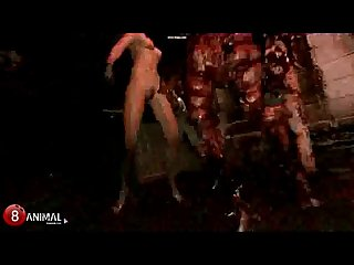Resident Evil 6 Ada Wong Nude Ryona (chainsaw)1 Naughty Machinima 1