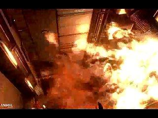 Resident Evil 6 Ada Wong Nude Ryona (rasklapanje)2 Naughty Machinima 1