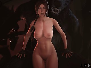 Lara Servicing The Lair [leeterr)[dog Wolf] (gfycat.com)