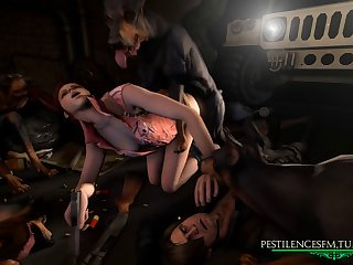 [pestilencesfm] Resident Evil The Last Thing To Die! Gfycat