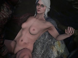Ciri With A Couple Of Monsters, Cumshot Image In Comments. [witcher] (weebstank)[monster] (gfycat.com)