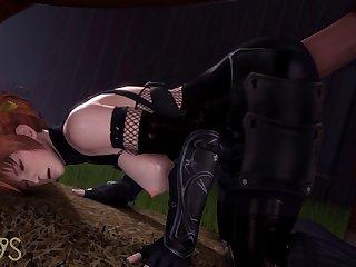 Kasumi Getting Pounded (laosduude)[horse] (gfycat.com)