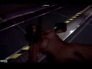 Resident Evil 6 Ada Wong Nude Ryona (lepotitsa)1 Naughty Machinima 1