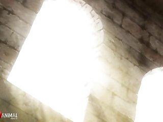 [erobeat] Princess Knight Catue 01 [x264][9c17281f]
