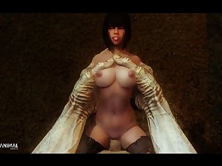 Inappropriate Skyrim Shenanigans 5 Naughty Machinima 2