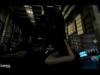 Resident Evil 6 Ada Wong Nude Ryona (rasklapanje)1 Naughty Machinima 1
