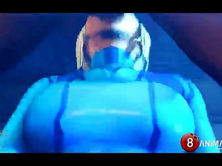 Phazon Experiment A (samus Aran Voice Test) Naughty Machinima 1