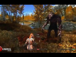 Redhead Gets Trolled Naughty Machinima 1
